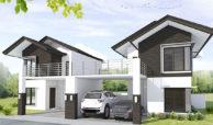 Narra 2-Storey House with Balcony