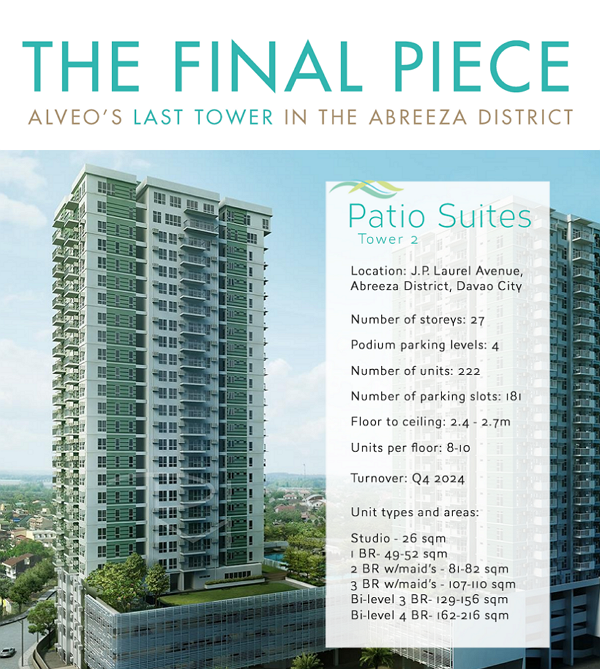 Patio Suite Tower